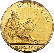 1 ducat Ludwig I. – revers