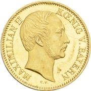 ½ Krone - Maximilian II. – avers