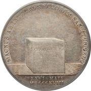 1 thaler - Maximilian Joseph (Constitution bavaroise) – revers