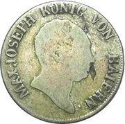 6 kreuzer - Maximillian I Joseph – avers