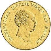 1 ducat Maximilian Joseph – avers