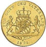 1 ducat Maximilian Joseph – revers