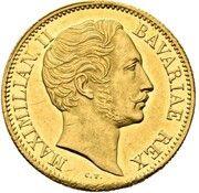 1 ducat Maximilian II – avers