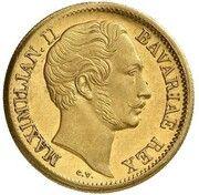 1 ducat Maximilian II (Rheingold-Dukat) – avers