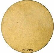 1 Vereinsthaler - Ludwig II (Gold Pattern) – revers