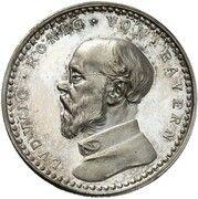 2 Mark - Ludwig III (Pattern) – avers