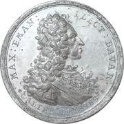 Medal - Maximilian II (To his military successes; Bavaria) – avers