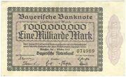 1 000 000 000 Mark – avers