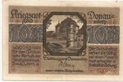 10 Pfennig (Donauwörth) – avers