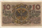 10 Pfennig (Donauwörth) – revers