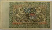 20,000 Mark (Bayerische Notenbank) – revers