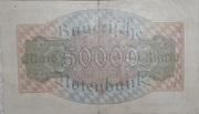 50,000 Mark – revers