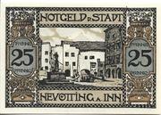 25 Pfennig (Neuötting) – revers