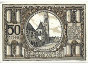 50 Pfennig (Neuötting) – avers