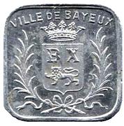 10 Centimes - Union Commerciale et Industrielle - Bayeux [14] – avers