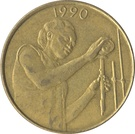 25 francs (FAO) – avers