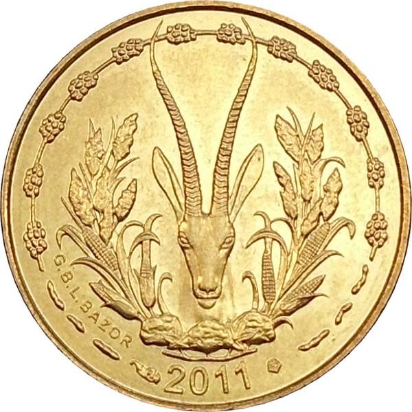 5 Francs Etats De L Afrique De L Ouest Bceao Numista