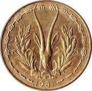 10 francs -  avers