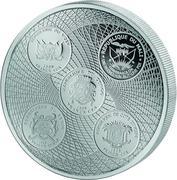 1 500 francs (Afrique unie) – avers