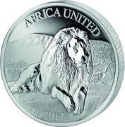 1 500 francs (Afrique unie) – revers