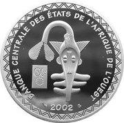 1000 francs (Production agricole) – avers