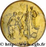10 francs (FAO ; Essai) – avers