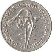 50 francs -  revers