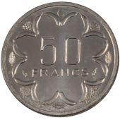 50 Francs CFA (Essai) – revers