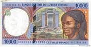 10000 Francs – avers