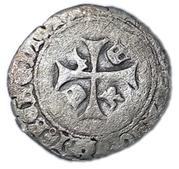 Blanc Catherine & Jean de Navarre (1484-1512) – revers