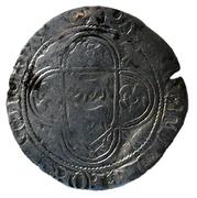 Blanc aux Roses François Phébus (1479-1483) – revers
