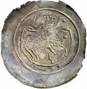 1 Brakteat - Friedrich II., Vogt von Oldesleben – avers