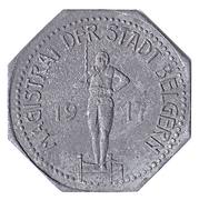 10 pfennig - Belgern – avers