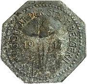 50 pfennig - Belgern – avers