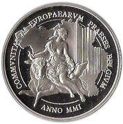 500 francs - Luycx - Type II -  avers