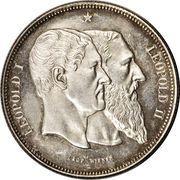 Module de 5 francs – avers
