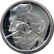 50 francs - Baudouin Ier (en néerlandais) -  avers