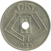 10 centimes - Léopold III (Belgie-Belgique) -  avers