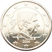 10 cents d'euro Philippe -  avers