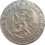 5 francs (Gent; occupation Allemande WWI) – avers