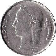1 franc - type Cérès (en français) -  avers