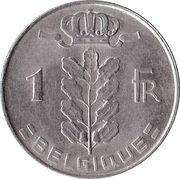 1 franc - type Cérès (en français) -  revers