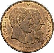 Module de 10 centimes – avers