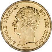 Module de 100 francs (mariage du duc de Brabant) – avers