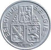 1 franc - Léopold III (Belgique Belgie) -  avers