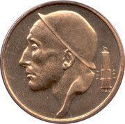 50 centimes - type Mineur (petite/très large tête, en français) -  avers