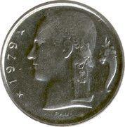 5 francs - type Cérès (en français) -  avers