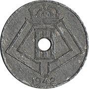 10 centimes - Léopold III - type Jespers (Belgie Belgique) -  avers