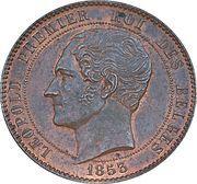 10 centimes  - Léopold I (mariage du Duc et duchesse de Brabant) – avers