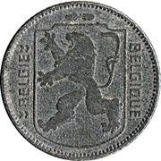 1 franc - Léopold III - type Rau (België-Belgique) -  avers
